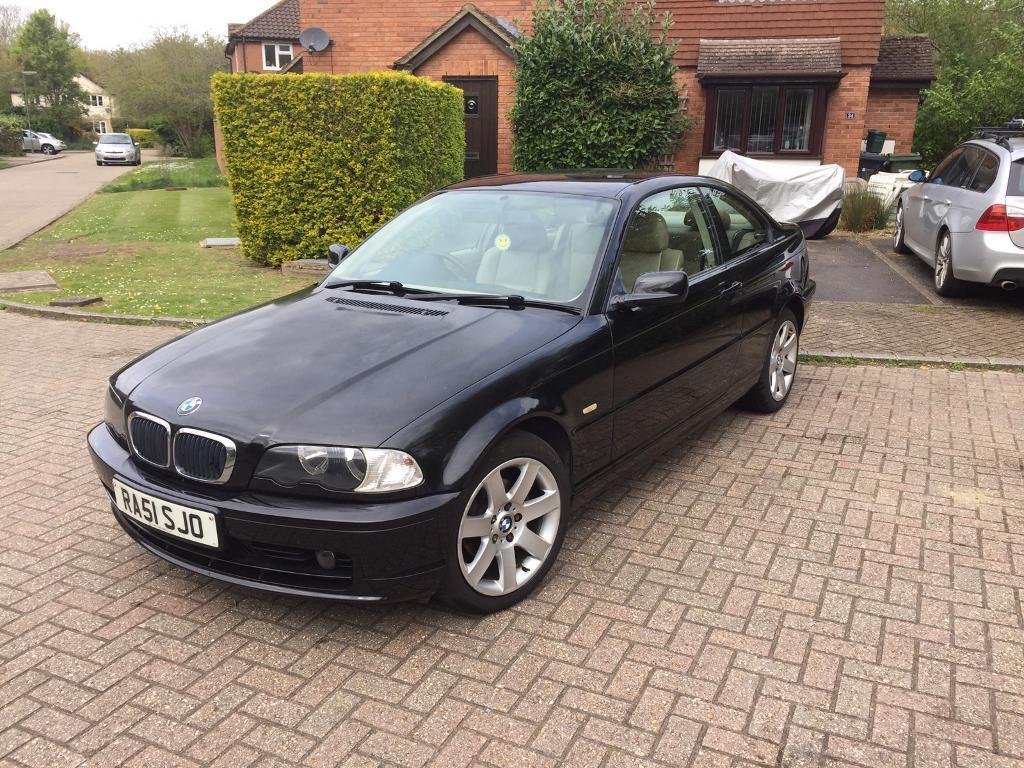 bmw e46 318i coupe in guildford surrey gumtree. Black Bedroom Furniture Sets. Home Design Ideas