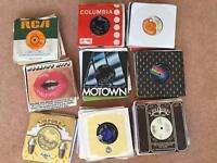 "Record Collection- over 170 7"" singles mainly 1960's sleeved and reasonable condition £40ono"