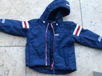 HH Children's Ski Coat - blue 98 cm / 3 yrs