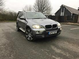 BMW X5 57 Plate Diesel Auto Leather Pan Roof