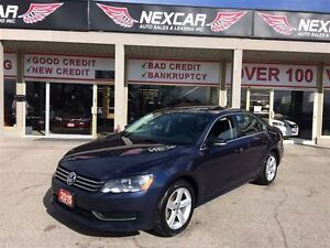 2015 Volkswagen Passat 1.8 TSI COMFORTLINE* LEATHER SUNROOF 119K