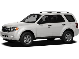 2010 Ford Escape XLT Automatic XLT leather loaded