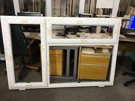 Brand New PVCu window frame 1780mm x 1190mm