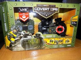 SpyNet Ultra Tough Video Recon Bot (New in box and unused)