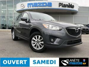 2014 Mazda CX-5 AWD GS AUTO TOIT AIR MAGS CRUISE HITCH