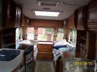 TOURING CARAVAN BESSACARR 550 GL 2003 IN VERY GOOD CONDITION NO DAMP WHAT SO EVER