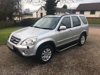 2006 (Dec) HONDA CR-V 2.2 I-Ctdi SPORT ** MOTD FEB 2018 **