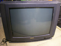 games console crt tv scart mega drive snes n64 old toshiba retro gaming AV in nes master system
