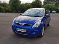 2009 Hyundai I20, Beautiful Car, Full Hyundai History,AA mechanical Report,Hpi Clear, 2195 Ono