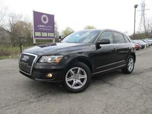 2012 Audi Q5 2.0L Premium CLEAN CAR PROOF OFF LEASE ONE OWNER P
