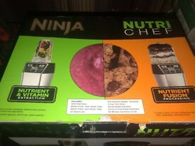 Ninja food blender and processor BRAND NEW £149.99 RRP