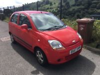 Matiz, low mileage, Fresh MOT, many new parts