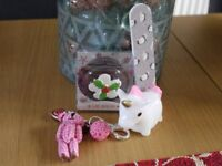 Unicorn/Xmas pud - fun gift set