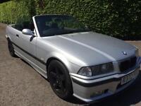 BMW 318i SPORT CONVERTIBLE M3 REP E36 £2000