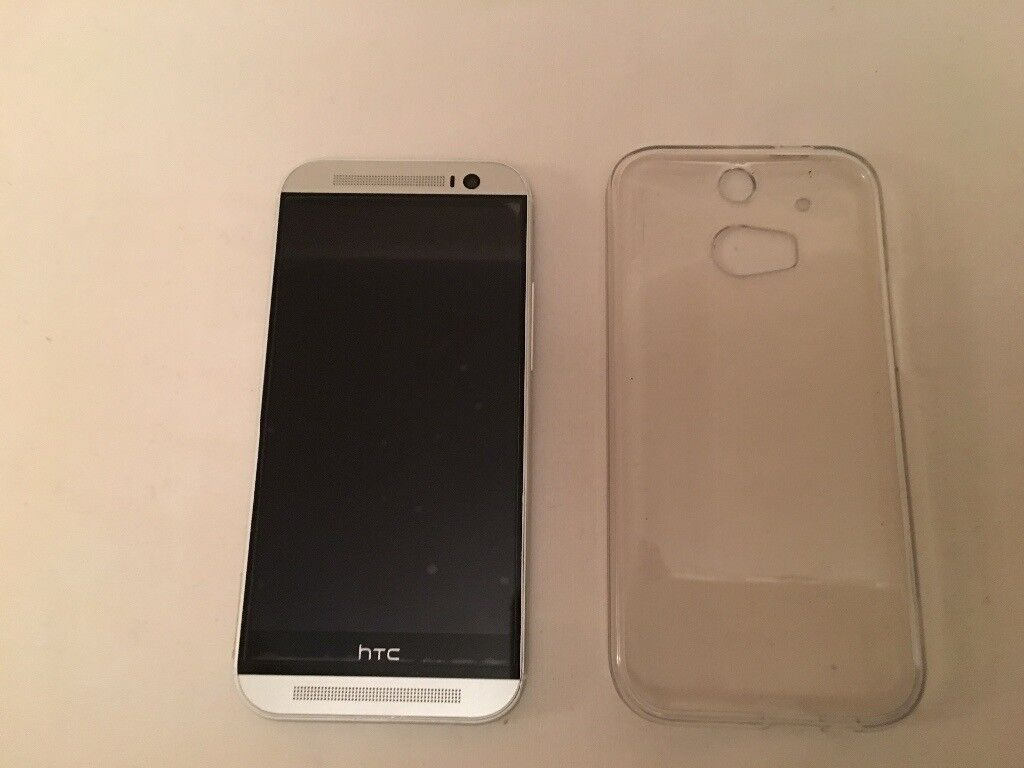 HTC One M8s. (As new condition)