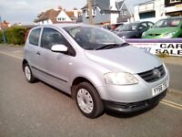 2007 VOLKSWAGEN URBAN FOX 1.2 PETROL MANUAL 3 Months Warranty Available