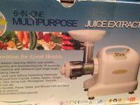£30 Cold Press Juice Extractor - Matstone 6-1