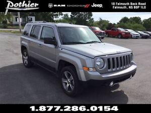2016 Jeep Patriot Sport 4x4 | LEATHER | SUNROOF | HEATED SEATS |