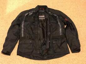 Viper Rider motorcycle jacket - like new!