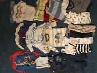 Baby boy bundle 3 - 6 months 60 items