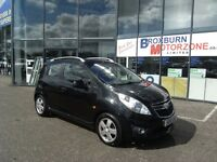 2010 10 CHEVROLET SPARK 1.2 LT 5d 80 BHP **** GUARANTEED FINANCE ****