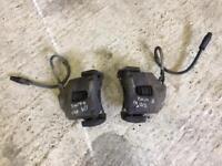 Ford Fiesta mk6 Front brake calipers Essex Ss17