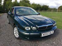 Jaguar X type AWD 2.5 V6 Full MOT