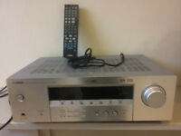 Yamaha RX - V359 Amplifier Unit In Good Working Condition Very Powerful Separate Amp