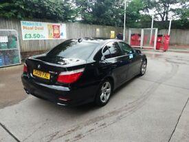 2008 BMW 520d 11 months mot