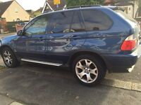 BMW X5 Diesel Automatic 53 plate
