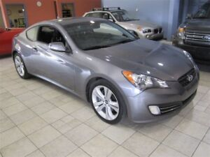 2012 Hyundai Genesis Coupe V6 LOADED LOCAL ONLY 27K!