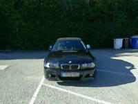 BMW E46 M3 CONVERTIBLE SMG2 FOR SALE