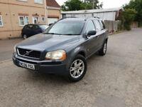 2006,Volvo XC90 2.4 D5 185 SE G/T 2.4 diesel,Automatic