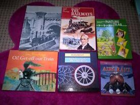 6x books
