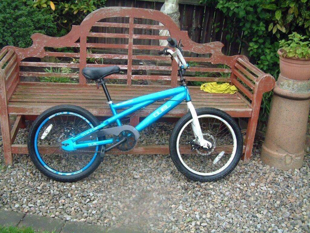 BMX bike, Silverfox Duel , Disc brakes, wide tyres | in Hartlepool, County  Durham | Gumtree