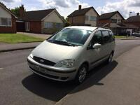 LOW MILEAGE GALAXY 7 SEATER BARGAIN!!