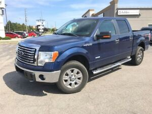 2012 Ford F-150 XLT~Power Seat~Bluetooth~Trailer Brake Controlle