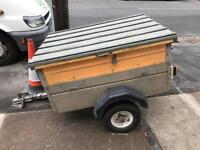 Box Trailer galvanised sides near Bristol