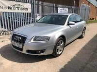 AUDI A6 2.0 TDI SE AUTOMATIC DIESEL LEATHER SAT NAV