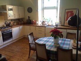 short term lease for spacious one bedroom west end flat