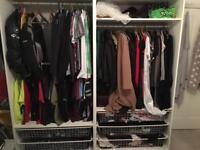 2 ikea pax wardrobe carcasses