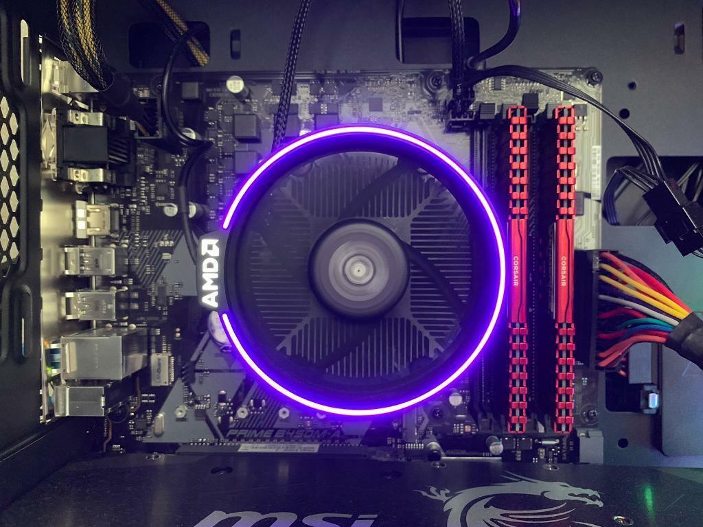 Custom Gaming PC(Ryzen 7, RTX 2070, 16GB RAM, 240GB Memory) Perfect for  fortnite  | in Lewisham, London | Gumtree