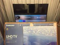 """Samsung 49"""" 4K UHD SMART LED FREEVIEW TV ue49ku6400"""