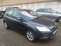 Stunning Ford FOCUS 1.6 Sport Special Edition,5 door hatchback,FSH,1 previous owner,2 keys,only 66k