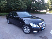 Mercedes-Benz E Class E250 Cdi Blueefficiency SE Saloon Auto Diesel 0% FINANCE AVAILABLE