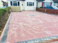 Landscape, driveways, gardening, Paving, patios, fencing, grass, Brickwork, tarmac, rendering, etc
