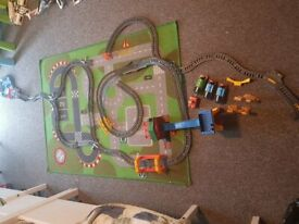 Thomas the tank engine set/parts