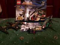 Lego 6863 batwing battle over gotham