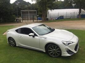 Gt86 trd model 2.0 d-4s coupe 3dr Toyota