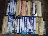 RARE RECORDINGS ON VHS 1992 FREDDIE TRIBUTE,ROCKESTRA,MEMORIES ETC